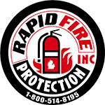 Rapid Fire Protection Inc. Logo