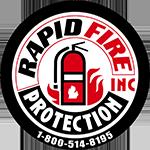 Rapid Fire Protection Inc. Logo
